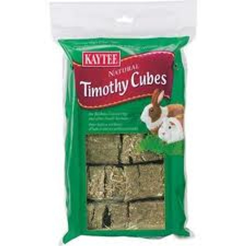 Kaytee Timothy Hay Cubes