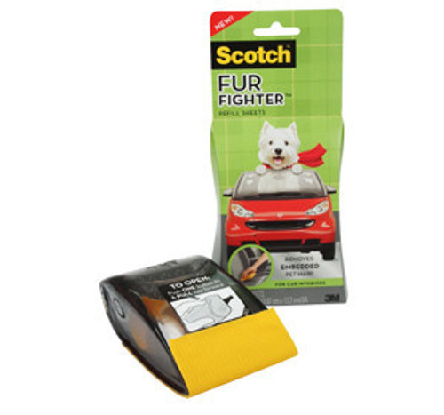 3M- Fur Fighter, Hair Remover for Car Interior