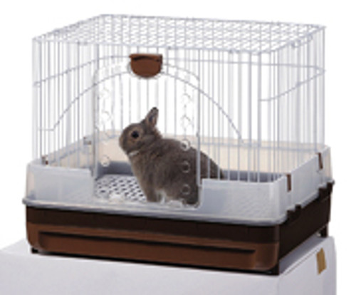 H60 Marukan Rabbit CAge with Pull-Out Tray