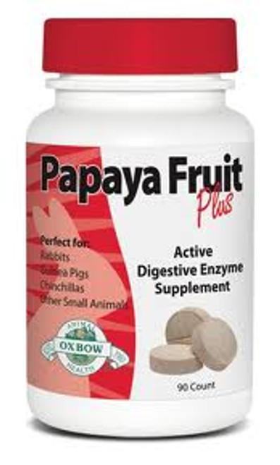 Oxbow Papaya Fruit Plus