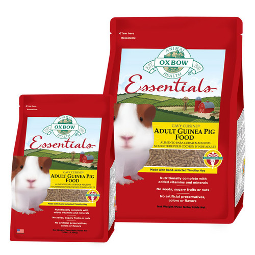 Oxbow Young Guinea Pig Pellets
