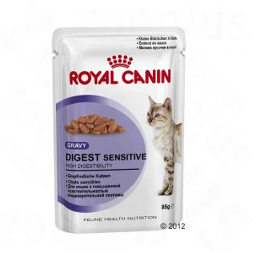 Royal Canin Digest Sensitive Pouch for Cats (12s)