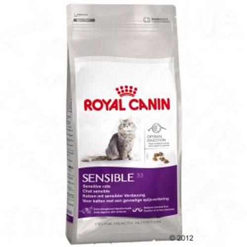 Royal Canin Sensible 33  Adult Cat Kibbles