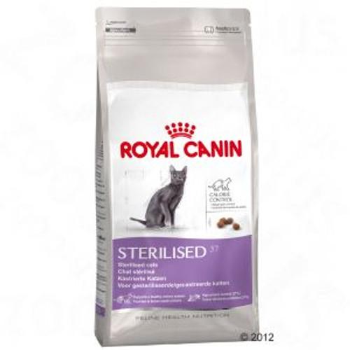 Royal Canin Sterilized 37 Adult Cat Kibbles