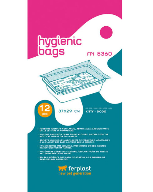Ferplast 5360 Hygienic Bag
