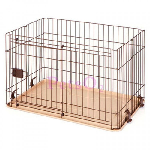 Marukan Cage With Slide Door for dog