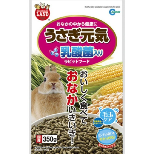 Marukan Healthy Rabbit Lactobacteria Supplement