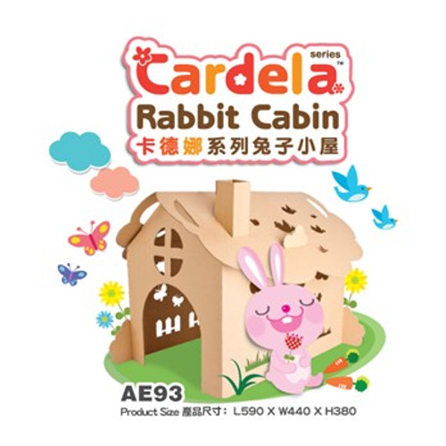 Alice Cardela Rabbit Cabin