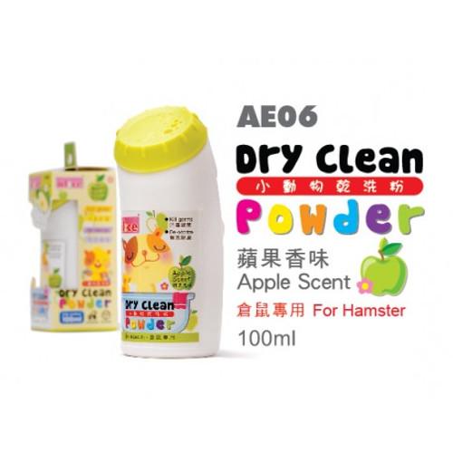 Dry Clean Powder Apple Scent 100ml
