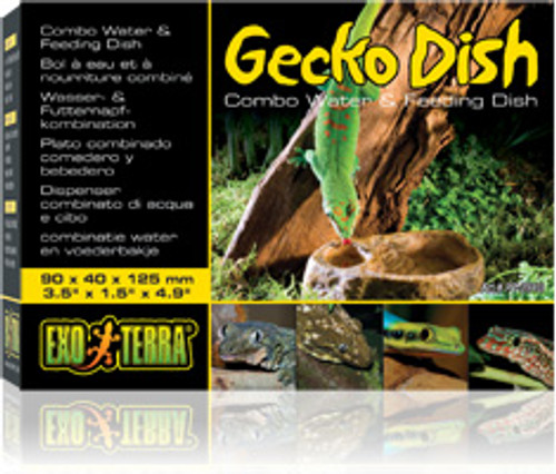 Exoterra Gecko Dish