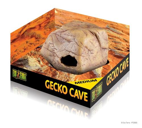 Exoterra Gecko Cave w/o Moss