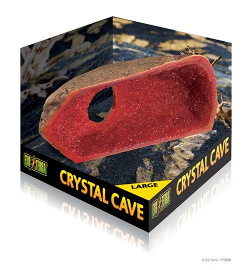 Exoterra Crystal Cave