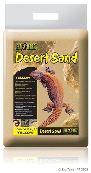 Exoterra Dessert Sand White Stream