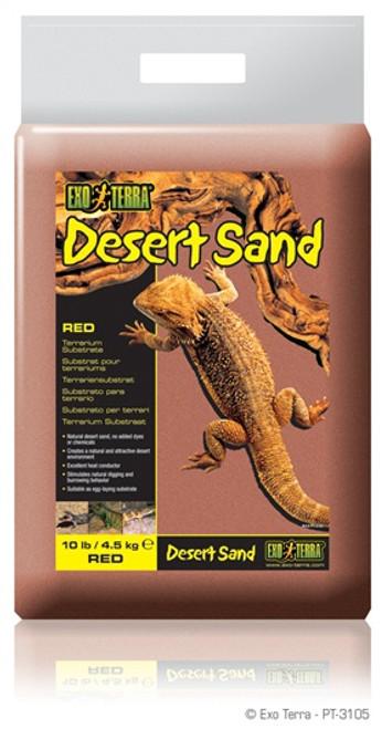 Exoterra Desert Sand Red Spider