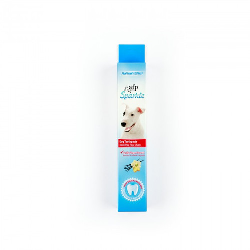 All For Paws  Toothpaste - Vanilla & Ginger Flavor