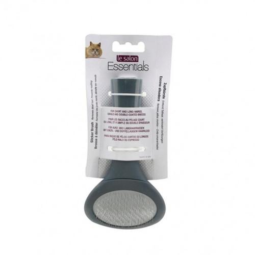Catit Le Salon Nail Essential Cat Slicker Brush, small