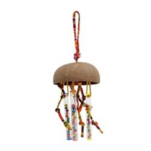 Living World Coco Chime For Small & Medium Hookbills