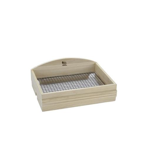 Sanko Wood Bed