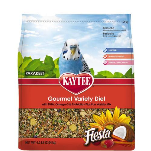 Kaytee Fiesta Parakeet Food