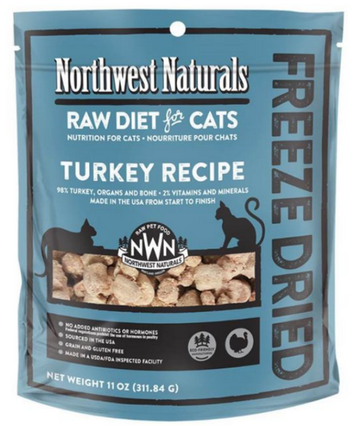 Northwest Naturals - Cat - Turkey Recipe