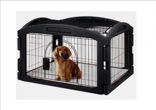 MARUKAN Dog Cage (New Soft Circle)