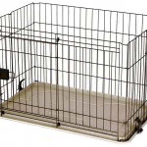 Marukan Dog Cage  Slide Door 3 feet cage  L92 X D60 X H55cm