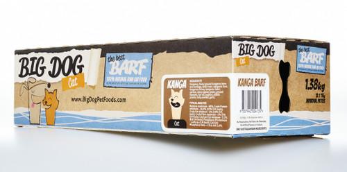 Big Dog Barf Raw Kangaroo for Cats