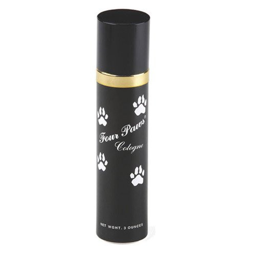 For the pet that has everything, Four Paws® Cologne is an exciting spray-on fragrance that lasts for up to 24 hours. 3 oz. (88 ml)