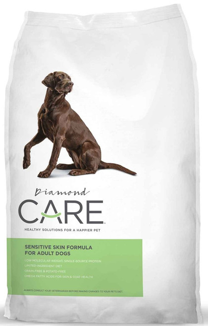 Diamond Care Sensitive Skin Formula for Adult Dogs