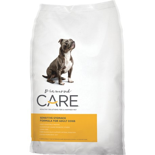 DiamondCare Sensitive Stomach Formula for Adult Dogs