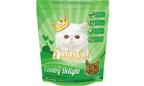Aatas Cat Country Delight Chicken 1.2kg