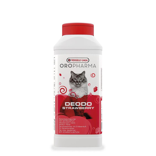 Cat Litter Tray Deodorant - Strawberry