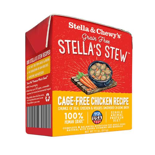 Stella & Chewy's Cage-Free Chicken Stew