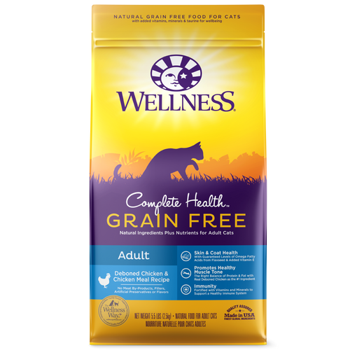 Wellness Complete Health Grain Free Adult Kibble