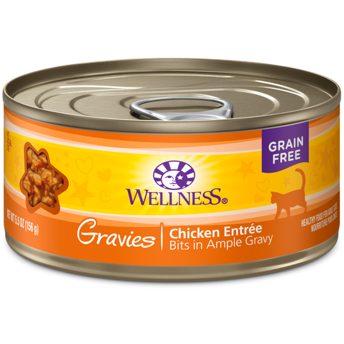 Wellness Complete Health Gravies Chicken Dinner