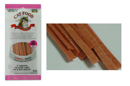 Bow Wow Cat Beef Slice