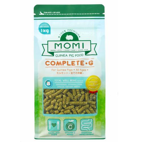 Momi Complete-G Guinea Pig Food
