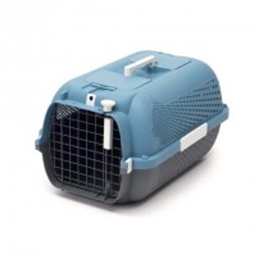 Catit Voyageur Cat Carrier Blue Grey