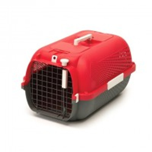Catit Voyageur Cat Carrier Cherry Red