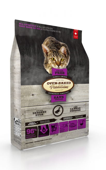 OvenBaked Tradition Grain-Free Adult Cat Duck