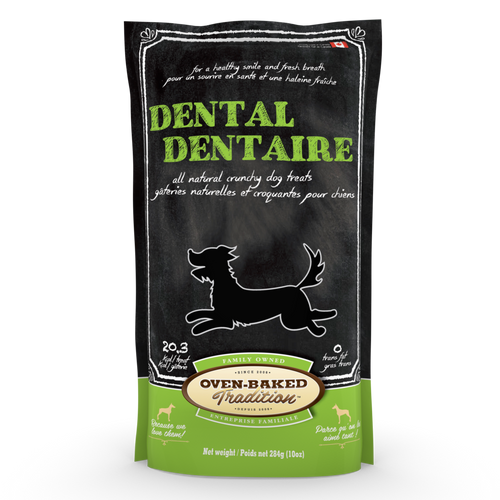 Oven-Baked Tradition Dental Treats 10oz