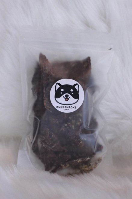 Kuro Gyu Snacks 60g