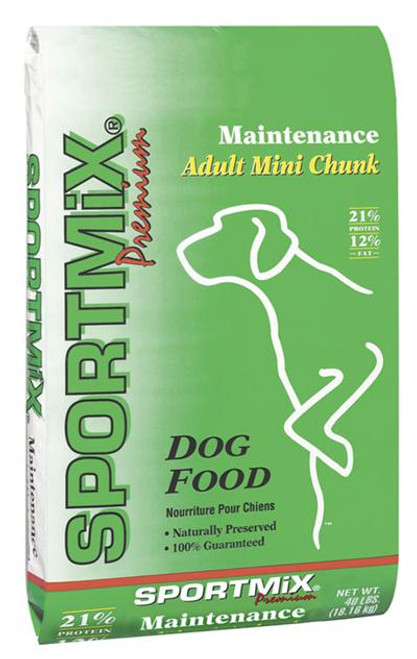 Sportmix Dog Food, Maintenance Adult