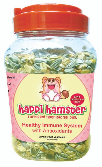 Happi Hamster Healthy Immune System
