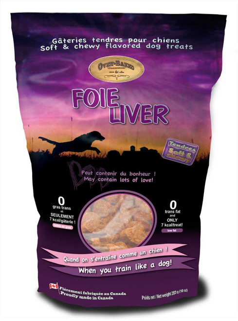 Oven-Baked Tradition,Liver treat