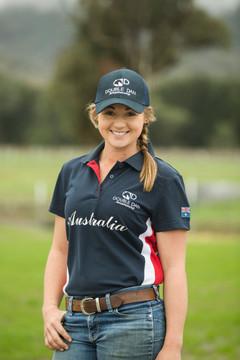 Australia Polo Shirt - Ladies