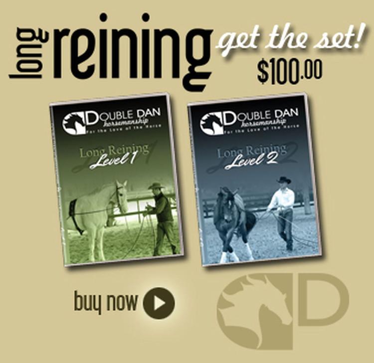 Long Reining Level 1 & Level 2 DVDs'
