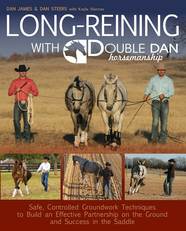 Long Reining DVD and Book Package