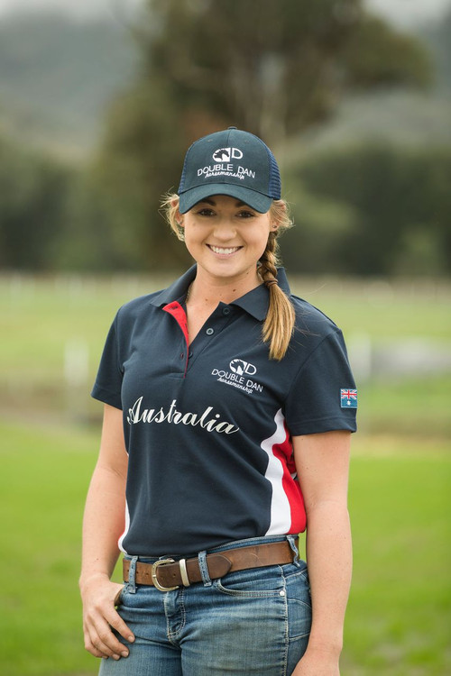 Australia Polo Shirt - Ladies