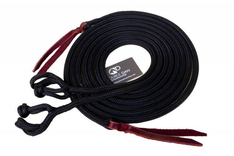 Rope Split Reins 12mm